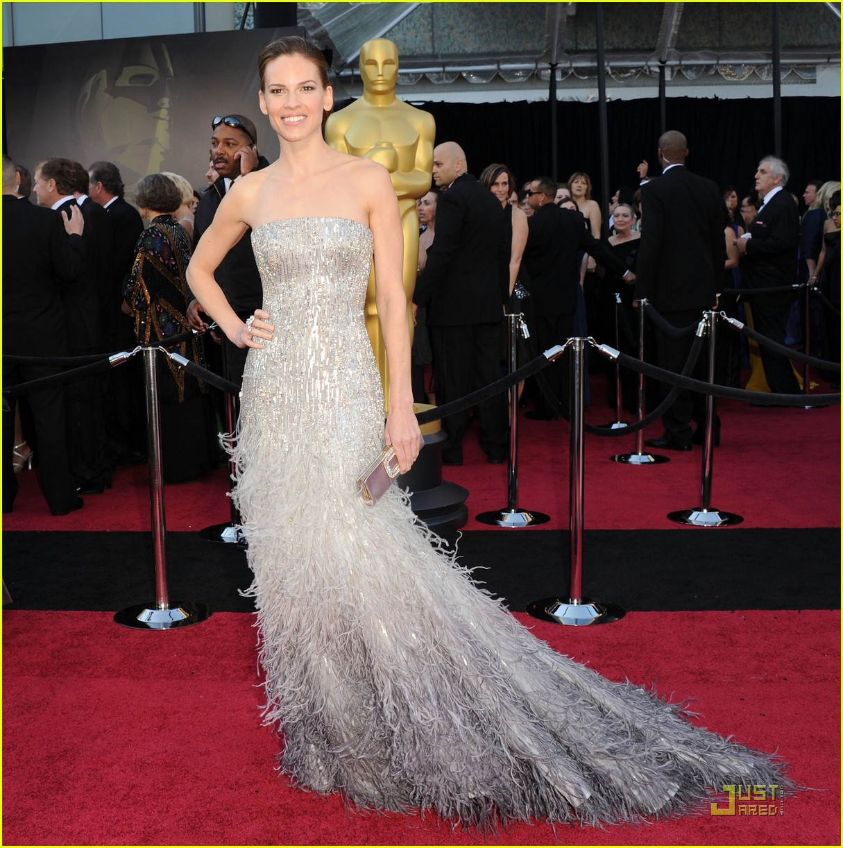 Best & Worst dress for 2011 Oscars | Fashion in the Urban ...  Best & Worst dr...