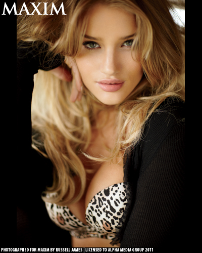 rosie huntington whiteley maxim cover. Rosie Huntington-Whitely