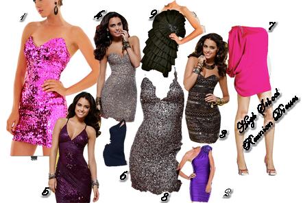 Jungle Party Dresses