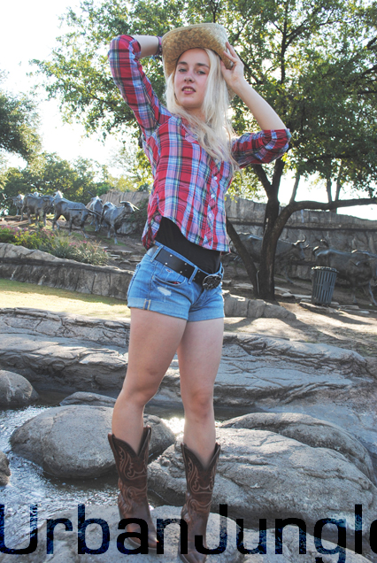 Outfit of the Day How to Dress like a Cowgirl | Fashion in the Urban Jungle