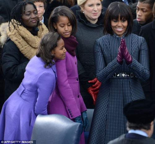 MichelleObamaThomBrown
