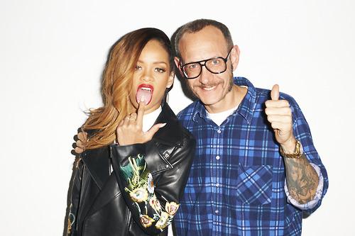 Rihanna and Terry Richardson 06
