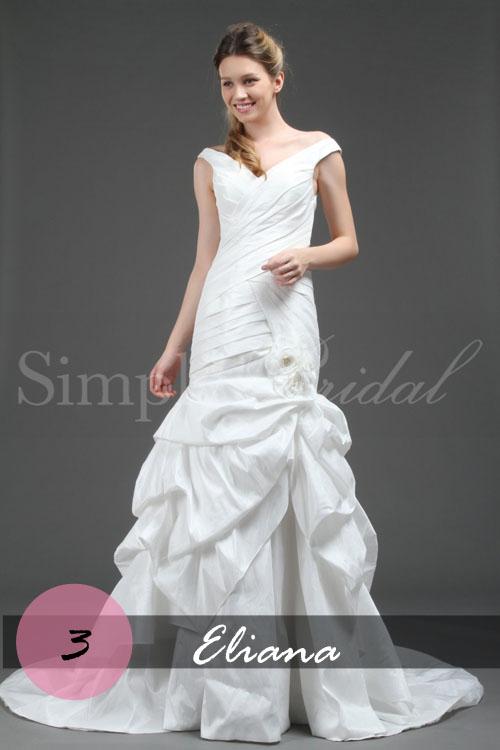 Eliana Simply Bridal