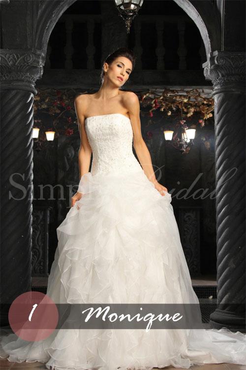 Monique Simply Bridal