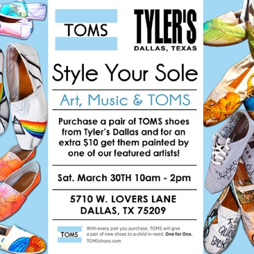 Tyler's Dallas for Toms 02