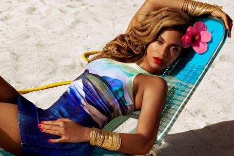Beyonce for HM 04