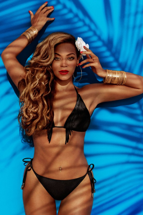 Beyonce for HM 05
