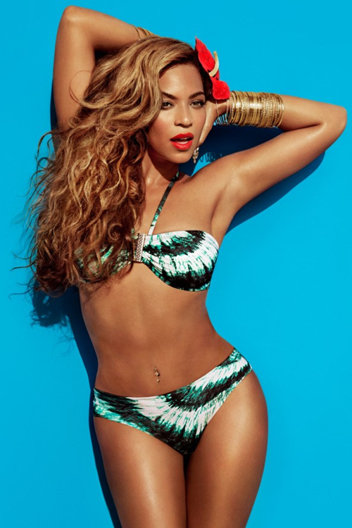Beyonce for HM 06