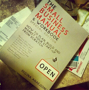 The Small Business Manual
