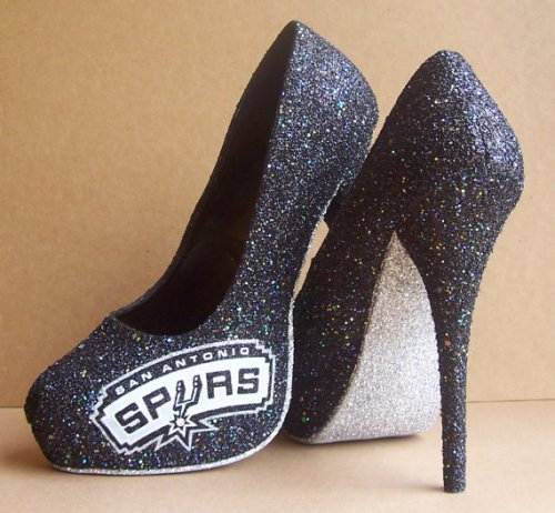 San Antonio Spurs High Heels