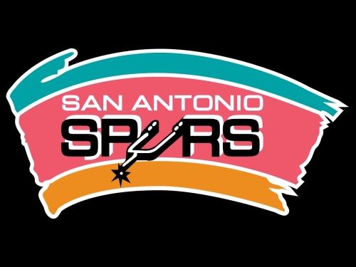San Antonion Spurs Retro Logo 2013