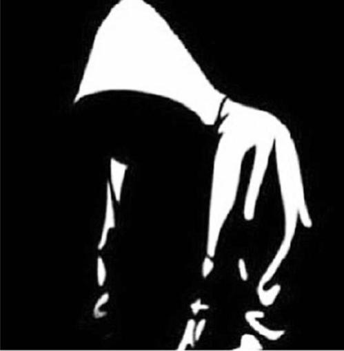 Trayvon Martin Black and White