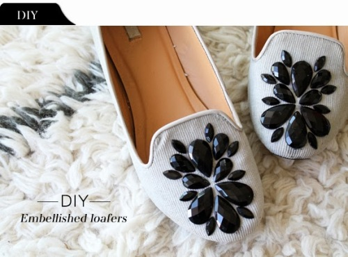 diy-embellished-loafers-the-vault-files