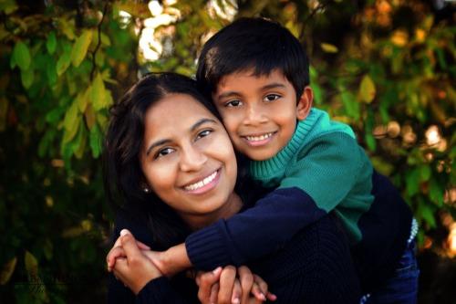 Indian Family Photoshoot Dallas 03