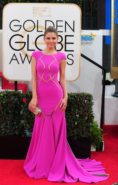 Golden Globes, Maria Menounos