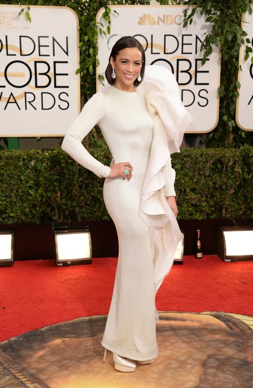 Golden Globes, Paula Patton