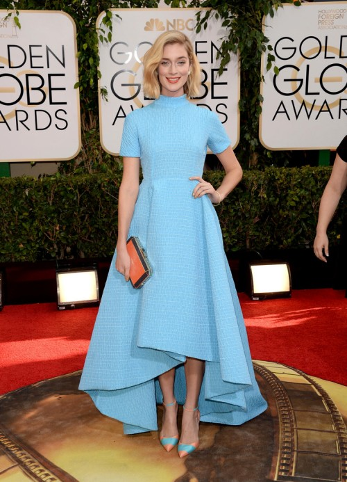 Caitlin Fitzgerald Golden Globes 2014