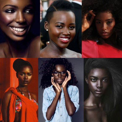 Dark Skin girls are pretty