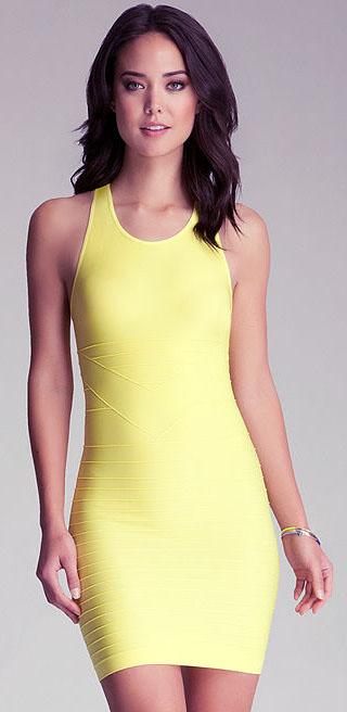 Bachelorette Party Dress, 2014, Bebe