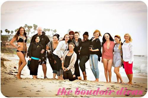 Boudoir  Divas San Diego Retreat