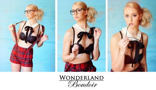 Wonderland Boudoir of Dallas Facebook