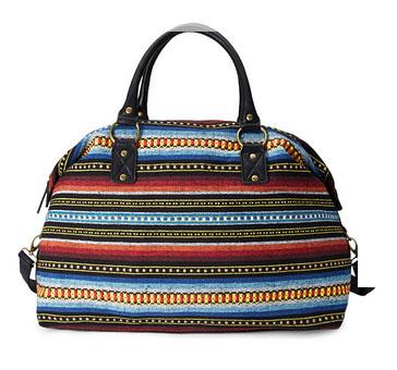 Bold Baja Weekender Bag, Forever 21, 01