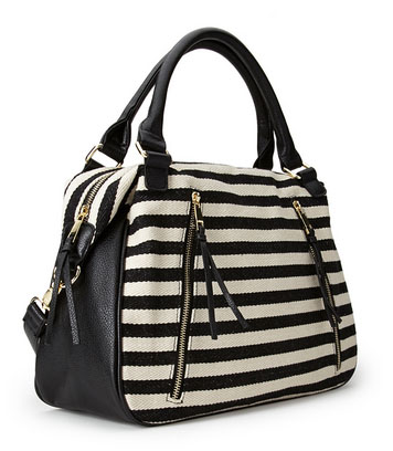Favorite Striped Carryall, Forever 21