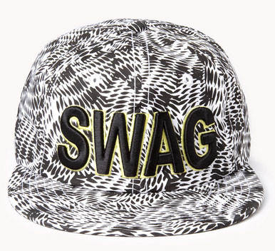 Swag Snap Back Cap, Forever 21