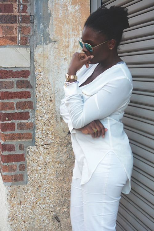 All White Everyting, Urban Jungle Fashion, UrbanJungleFashionA