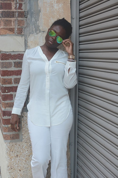 UrbanjungleFashion, Urban Jungle Fashion, All White Everything